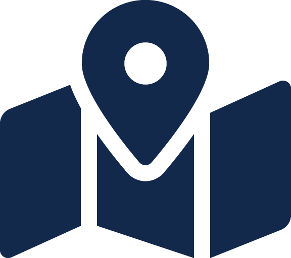 Marked map icon